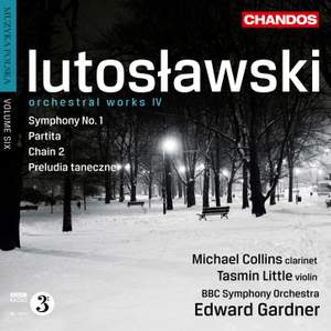 Lutosławski: Orchestral Works 4