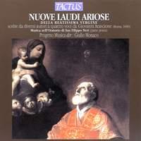 Progetto Musica: Nuove Laudi Ariose della Beatissima Vergine