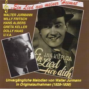Schlager und Filmmelodien von Walter Jurmann, Vol. 2 (Recordings 1929-1936)