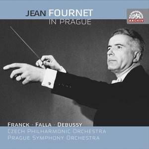 Jean Fournet in Prague