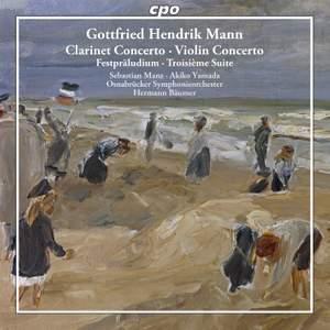 Hendrik Mann: Concertos