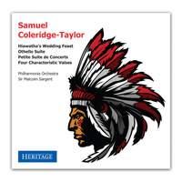 Coleridge-Taylor: Hiawatha's Wedding Feast