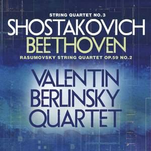 Shostakovich & Beethoven: String Quartets