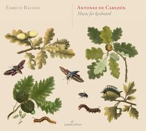 Antonio de Cabezón: Music for Keyboard