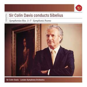 Sir Colin Davis conducts Sibelius
