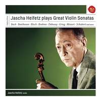 Jascha Heifetz plays Great Violin Sonatas