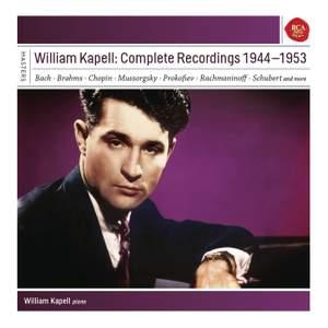 William Kapell: Complete Recordings 1944-1953