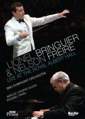 Lionel Bringuier & Nelson Freire Live at the Royal Albert Hall