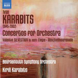 Karabits: Concertos for Orchestra Product Image