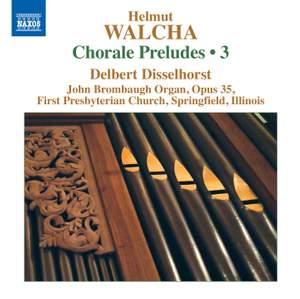 Walcha: Chorale Preludes, Volume 3 Product Image