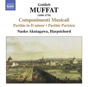 Gottlieb Muffat: Componimenti Musicali Product Image