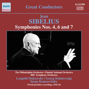 Sibelius Première Recordings