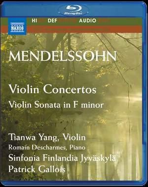 Mendelssohn: Violin Concertos