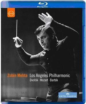 Zubin Mehta conducts Dvořák, Mozart & Bartók