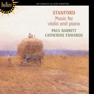 Stanford: Music for violin and piano