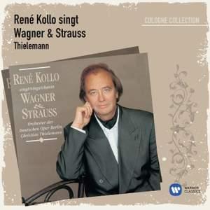 Rene Kollo sings Wagner and Strauss