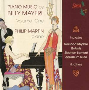 Piano Music by Billy Mayerl Vol. 1 Product Image