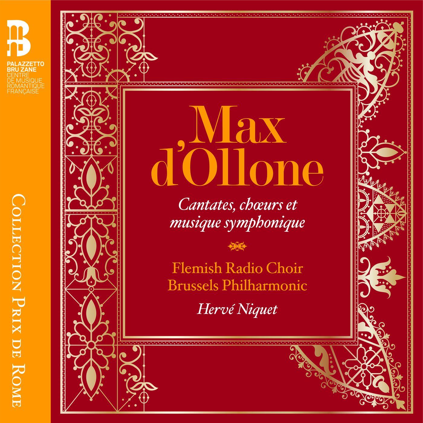 Max d'Olline: Collection Prix de Rome