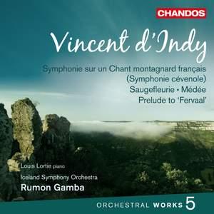 Vincent d'Indy - Orchestral Works Volume 5