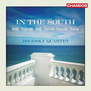 In the South: Brodsky Quartet