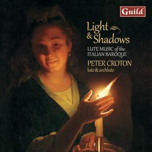 Light & Shadows: Lute Music of the Italian Baroque Product Image