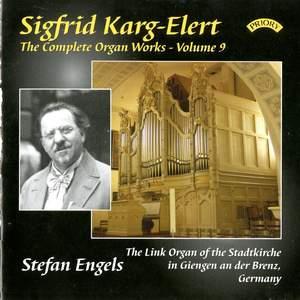 Karg-Elert Complete Organ Works Vol. 9