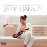 Janine Jansen plays Schoenberg & Schubert