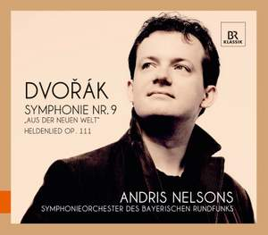 Andris Nelsons conducts Dvořák Product Image