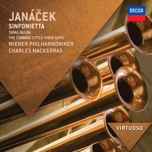 Janácek: Sinfonietta, Taras Bulba & The Cunning Little Vixen Suite Product Image