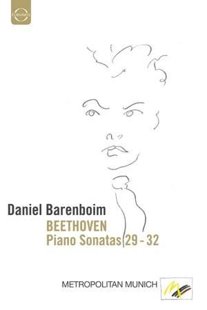 Barenboim plays Beethoven Piano Sonatas Vol. 5