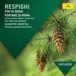 Giuseppe Sinopoli conducts Respighi Product Image
