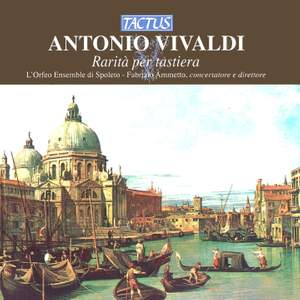 Vivaldi: Rarità per tastiera