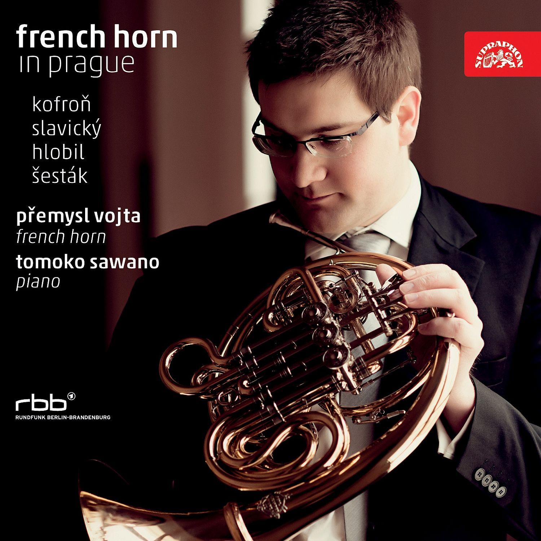 French Horn in Prague