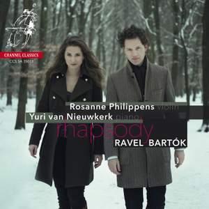 Ravel & Bartók: Rhapsody Product Image