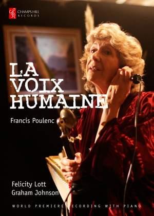 Poulenc: La Voix Humaine Product Image