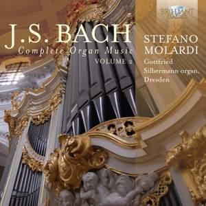 JS Bach: Complete Organ Music, Vol. 2