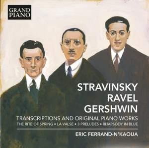 Stravinsky, Ravel & Gershwin