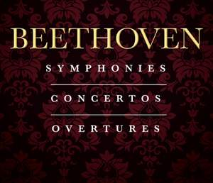 The Complete Beethoven Symphonies, Concertos & Overtures Product Image