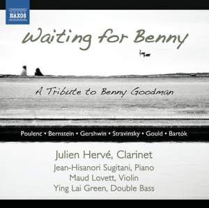 Waiting for Benny: A Tribute to Benny Goodman Product Image