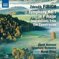 Zdeněk Fibich: Orchestral Works, Vol. 1