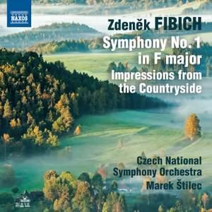 Zdeněk Fibich: Orchestral Works, Vol. 1 Product Image