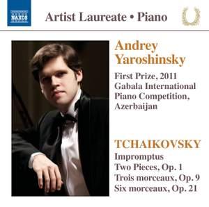 Piano Recital: Andrey Yaroshinsky