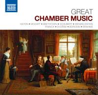 Great Chamber Music [10 CD Boxed Set]
