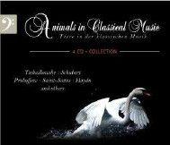 Animals in Classical Music