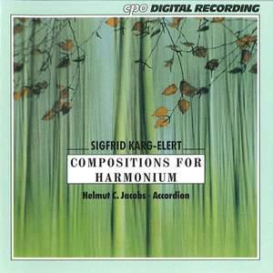 Karg-Elert: Compositions for Harmonium