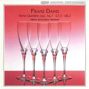 Danzi: Wind Quintets
