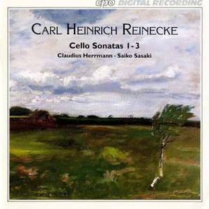 Reinecke: Cello Sonatas Nos. 1-3