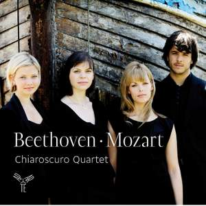 Chiaroscuro Quartet play Beethoven & Mozart Product Image