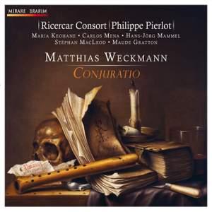 Matthias Weckmann: Conjuratio