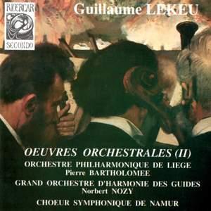 Lekeu: Œuvres orchestrales II